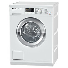 Buy Miele WDA200 Washing Machine, 7kg Load, A+++ Energy Rating, 1400rpm Spin, White Online at johnlewis.com
