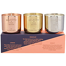 Buy Tom Dixon Scented Candle Gift Set Online at johnlewis.com