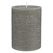 Buy John Lewis Jasmine Petals Pillar Candle Online at johnlewis.com