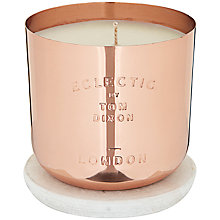 Buy Tom Dixon London Scented Candle Online at johnlewis.com