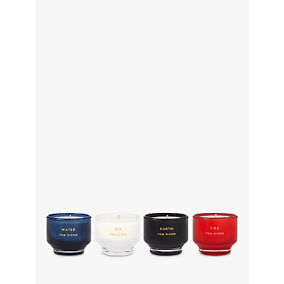 Tom Dixon Elements Scented Candle Gift Set