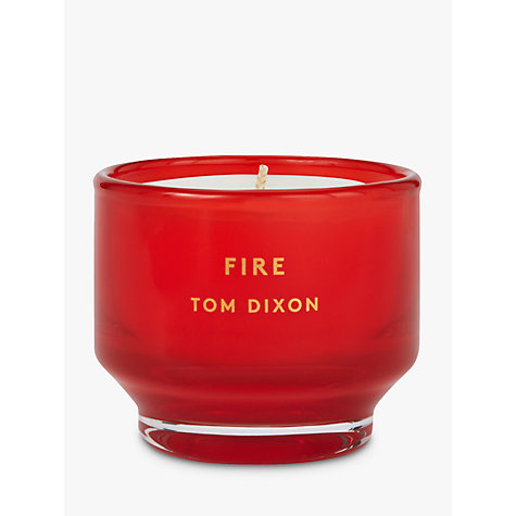 Buy Tom Dixon Elements Scented Candle Gift Set John Lewis