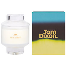 Buy Tom Dixon Air Scented Candle, Medium Online at johnlewis.com