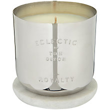 Buy Tom Dixon Royalty Scented Candle Online at johnlewis.com