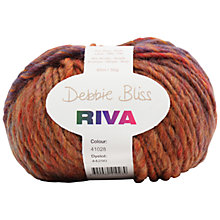 Buy Debbie Bliss Riva Chunky Yarn, 50g Online at johnlewis.com