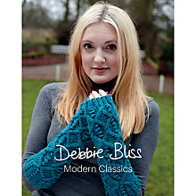 Buy Debbie Bliss Modern Classics Knitting Patterns Online at johnlewis.com