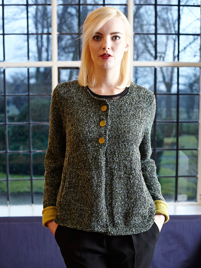 Knitting Pattern John Lewis : Buy Debbie Bliss Milano Chic Knitting Pattern John Lewis