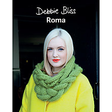 Buy Debblie Bliss Roma Knitting Pattern Online at johnlewis.com