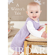 Buy Sirdar Baby Bamboo Knitting Booklet, 4 Online at johnlewis.com