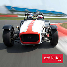 Buy Red Letter Days High-speed Passenger Ride Online at johnlewis.com