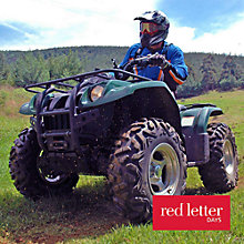 Buy Red Letter Days Introduction to Quad Biking Online at johnlewis.com