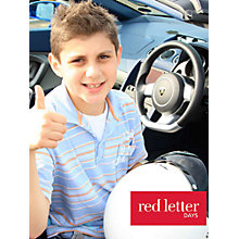 Buy Red Letter Days Kids Lamborghini Driving Experience Online at johnlewis.com