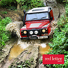 Buy Red Letter Days One Hour Shared Off Road Driving Online at johnlewis.com