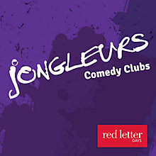 Buy Red Letter Days Jongleurs with Dinner for 2 Online at johnlewis.com