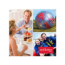 Buy Red Letter Days £50 Gift Experience Card Online at johnlewis.com