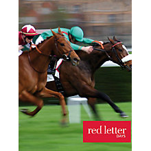 Buy Red Letter Days Horse Racing Behind the Scenes for Two with Charlie Mann Racing Online at johnlewis.com