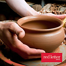Buy Red Letter Days Wedgwood Tour, Pottery Class and Lunch Online at johnlewis.com