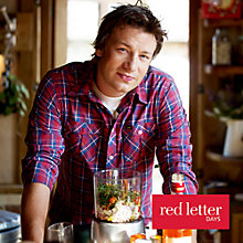Buy Red Letter Days 6 Course Menu for 2 Jamie Oliver Online at johnlewis.com