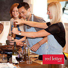 Buy Red Letter Days Cookery Class at Food at 52, London Online at johnlewis.com