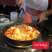 Buy Red Letter Days Cooking Onboard and a Thames Sightseeing Cruise Online at johnlewis.com