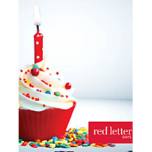 Buy Red Letter Days Happy Birthday £50 Gift Card Online at johnlewis.com