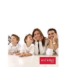 Buy Red Letter Days Family Photoshoot Online at johnlewis.com