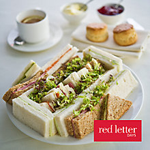 Buy Red Letter Days Thames Afternoon Tea Cruise for Two Online at johnlewis.com
