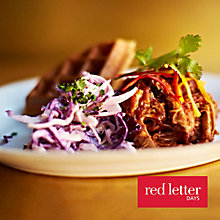 Buy Red Letter Days Jamie Oliver's Barbecoa Experience for 2 Online at johnlewis.com