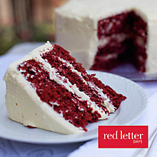 Buy Red Letter Days Cake Baking Masterclass Online at johnlewis.com