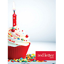 Buy Red Letter Days Happy Birthday £75 Gift Card Online at johnlewis.com