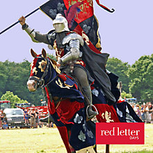 Buy Red Letter Days Medieval Jousting Experience Online at johnlewis.com