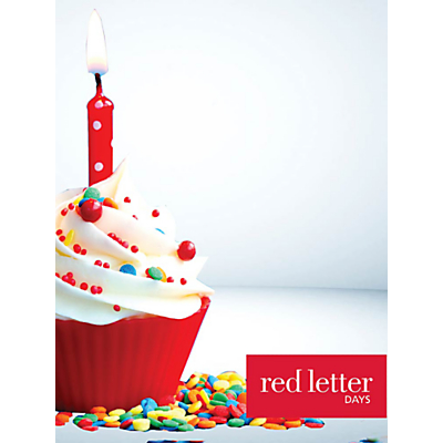 Red Letter Days Happy Birthday £250 Gift Card