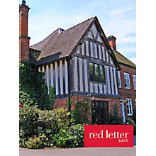 Buy Red Letter Days Country House Escape for Two Online at johnlewis.com