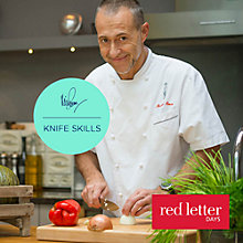 Buy Red Letter Days Knife Skills The Roux Way Online at johnlewis.com