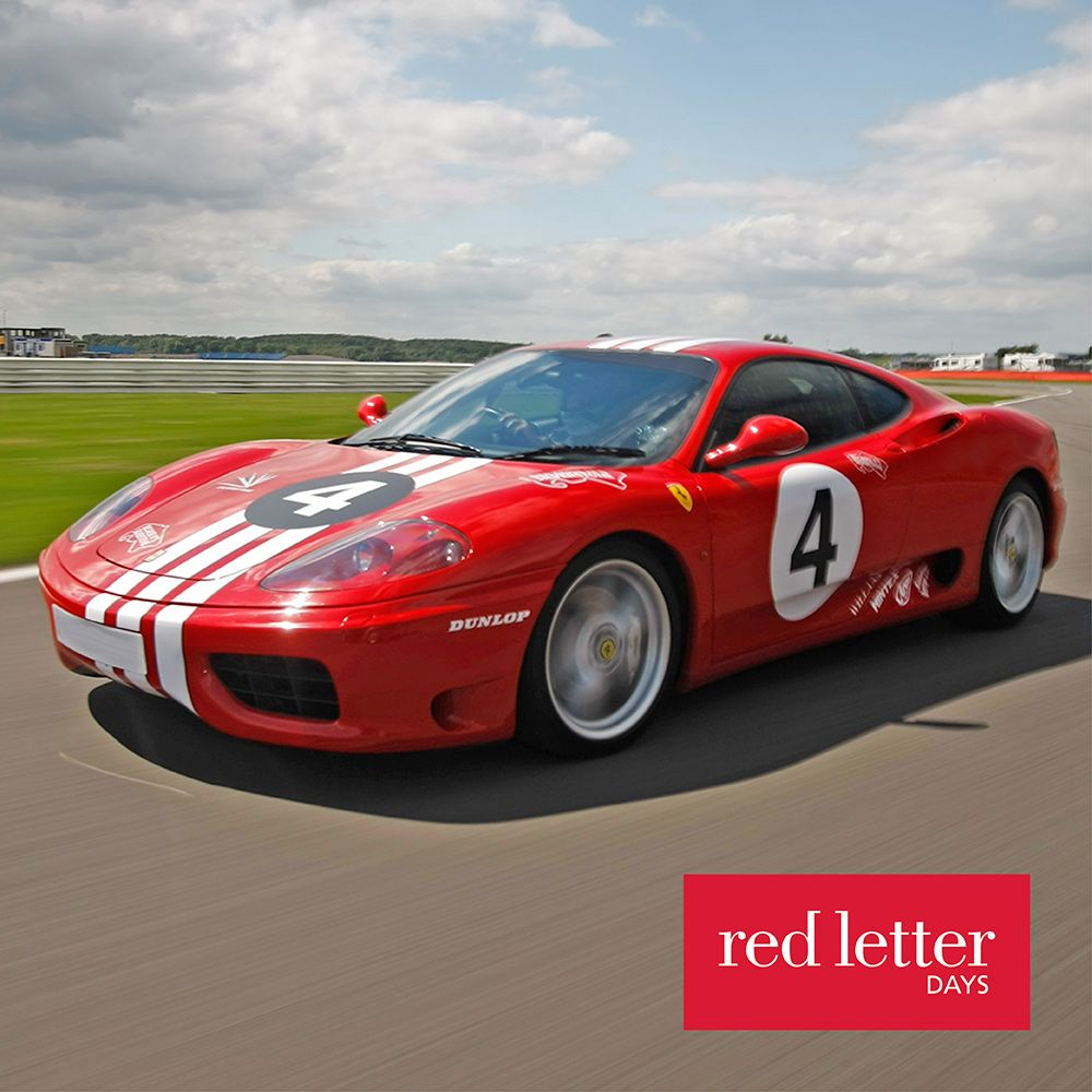 Red Letter Days Red Letter Days Ferrari Thrill Circuits