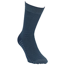 Buy Selected Homme Herringbone Socks, One Size, Blue Online at johnlewis.com