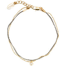 Buy Orelia Fine Sparkle Friendship Bracelet, Multi Online at johnlewis.com