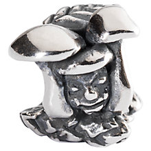 Buy Trollbeads Sterling Silver First Treasure Charm Online at johnlewis.com