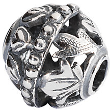 Buy Trollbeads Sterling Silver Spirtual Adornment Charm Online at johnlewis.com