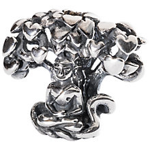 Buy Trollbeads Sterling Silver Tree Of Awareness Charm Online at johnlewis.com
