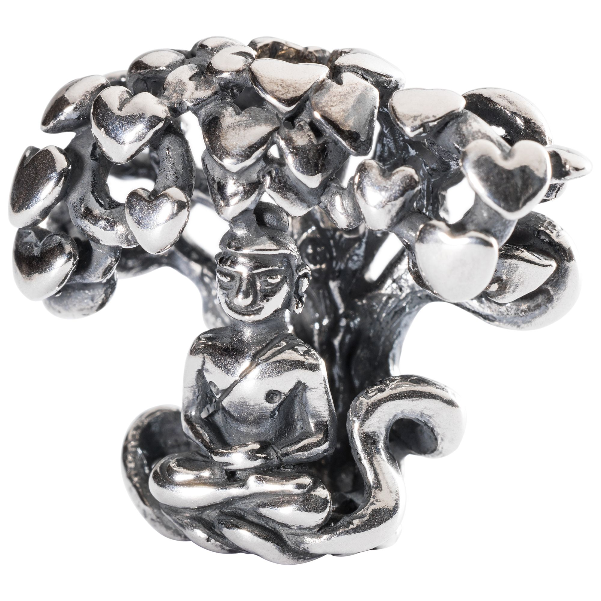 Trollbeads Trollbeads Sterling Silver Tree Of Awareness Charm