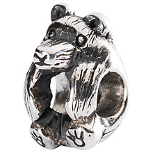 Buy Trollbeads Sterling Silver Little Bear Charm Online at johnlewis.com