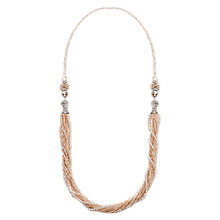 Buy Martick 3-Way Crystal Bead Necklace Online at johnlewis.com