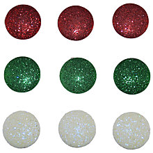 Buy Jesse James Large Christmas Dot Embellishments Online at johnlewis.com