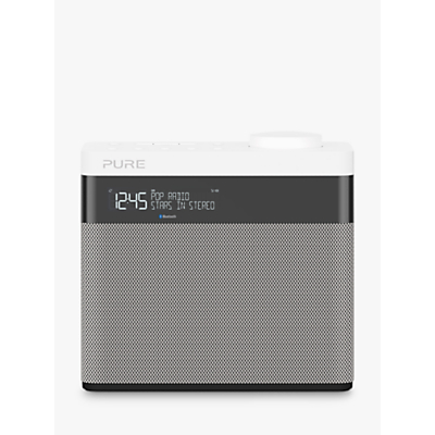Pure Pop Maxi Portable Digital DABFM Radio with Bluetooth