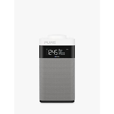 Pure Pop Midi DABFM Bluetooth Portable Digital Radio Grey