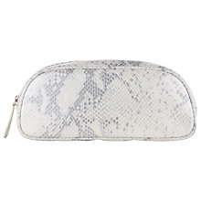 Buy John Lewis Snake Makeup Bag Online at johnlewis.com