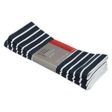 Buy John Lewis Fine Stripe Runner & Four Placemats Online at johnlewis.com