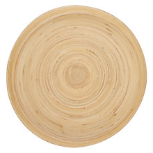 Buy John Lewis Bamboo Tray Online at johnlewis.com