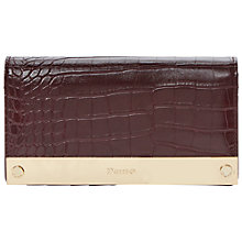 Buy Dune Kacey Croc Purse Online at johnlewis.com